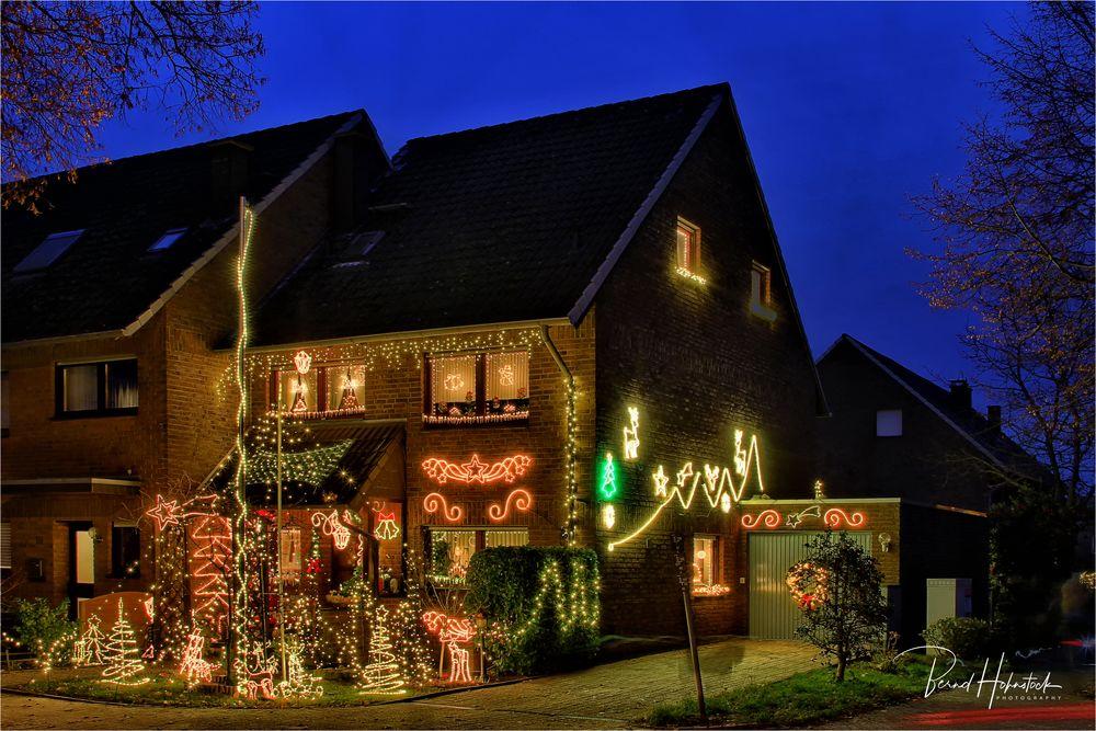Lichterhaus in Schwalmtal ....