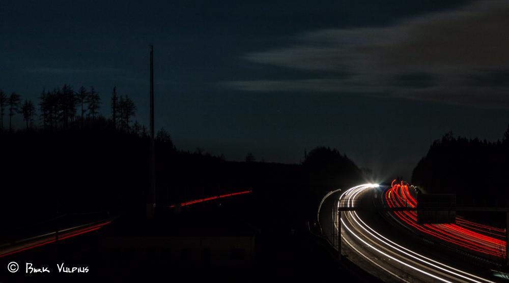 Lichterlinien