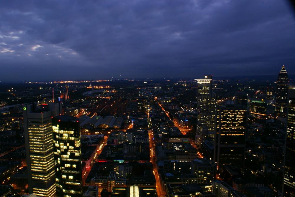 Lichtermeer Frankfurt am Main