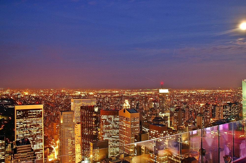Lichtermeer von Brooklyn