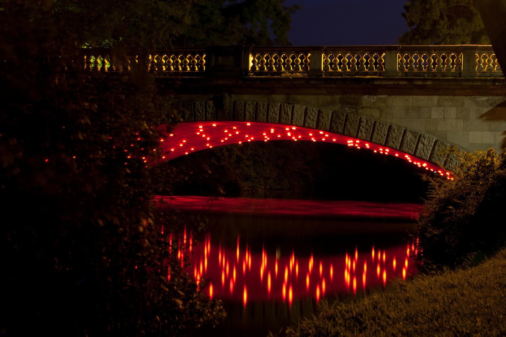 Lichterparcours Bild 2