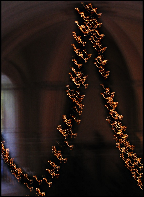 Lichterschlange