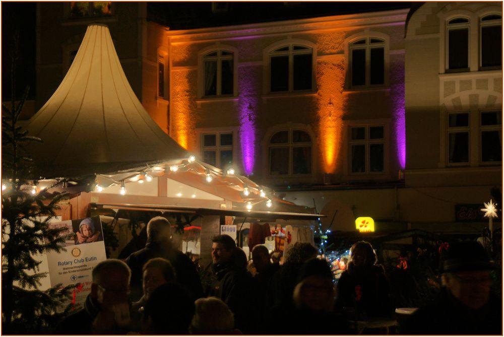 Lichterstadt Eutin 2010....