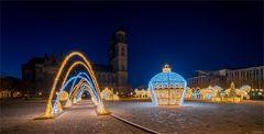 Lichterwelt Magdeburg ...