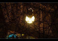 Lichtgestalten Licht gestalten Licht gestaltet Licht.... Verknüpfungen Drinnen Draussen..