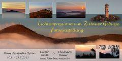 Lichtimpressionen im Zittauer Gebirge
