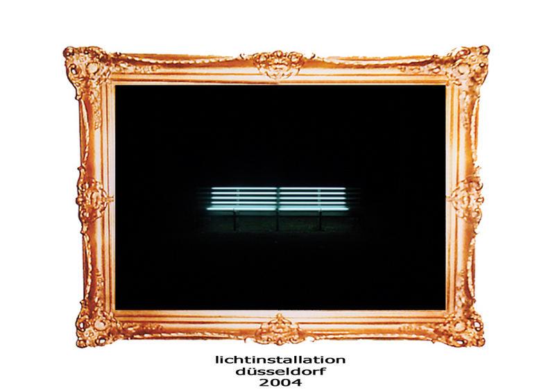 Lichtinstallation