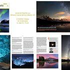 LichtJahre Interview in der Fotocommunity Plus Zeitschrift