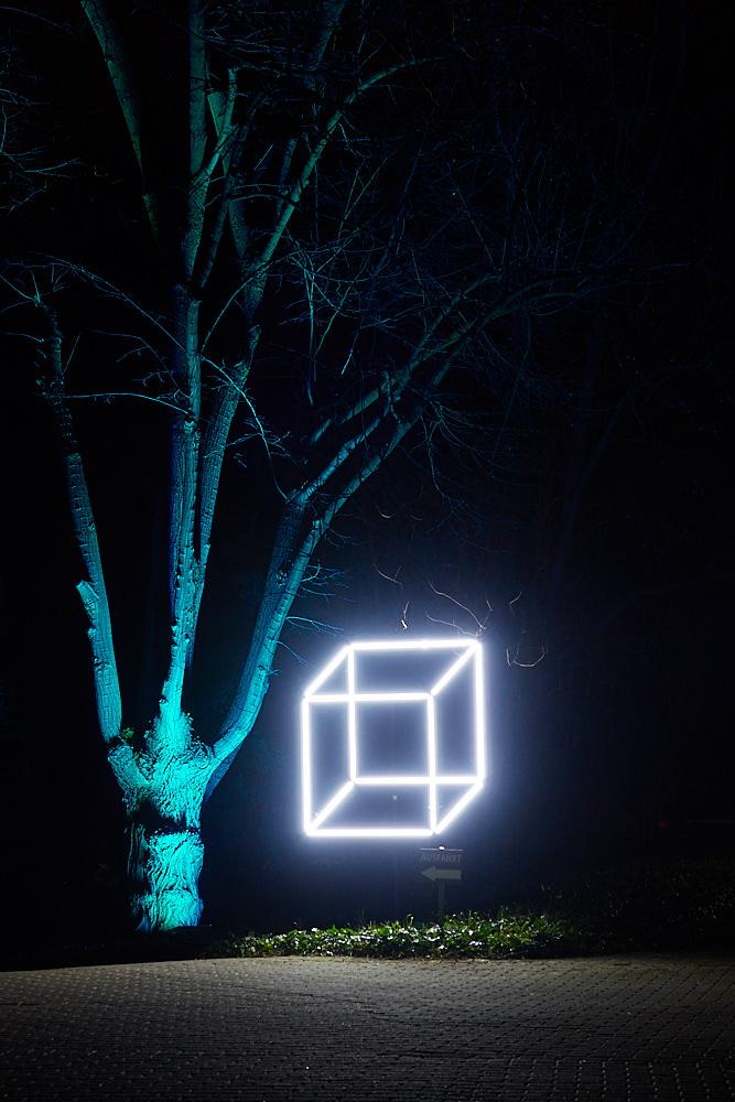 Lichtkubus