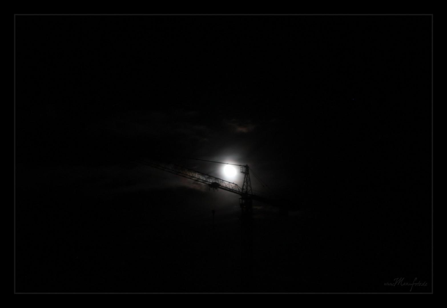 Lichtkugel in Gefangenschaft
