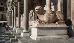 Lichtr und Schatten in Cremona
