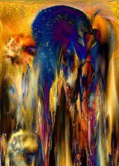 Lichtreflexe pur - Digital-ART limitiert (01/10)