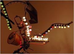 ... Lichtskulptur ...