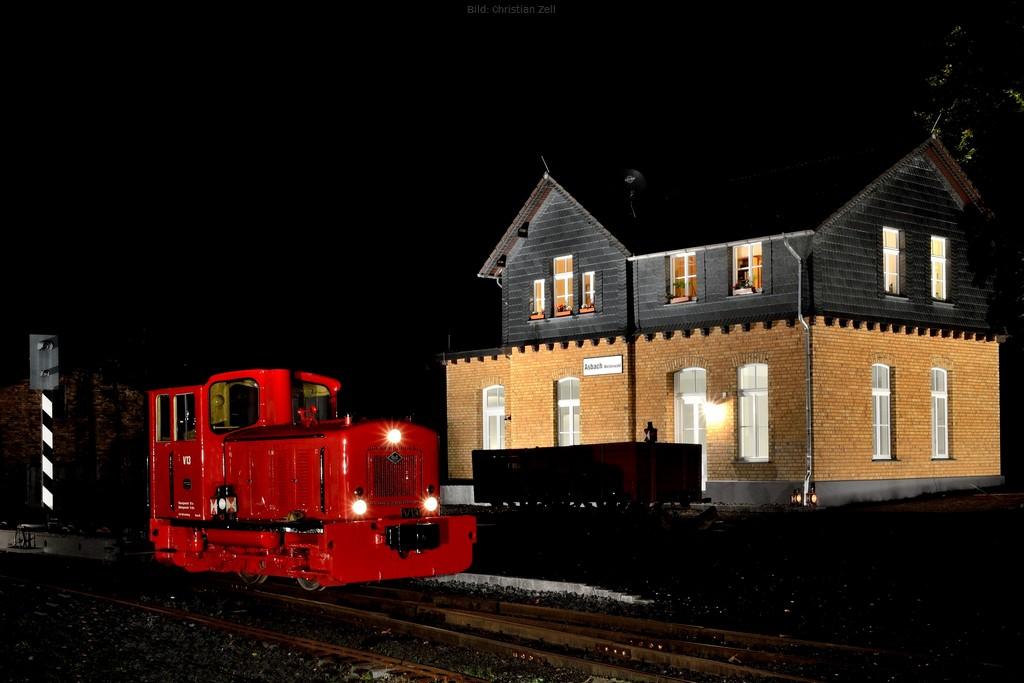 Lichtspiel in Asbach