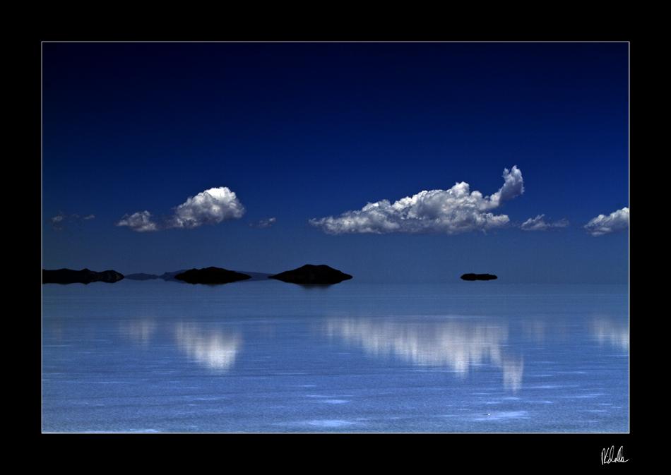 - Lichtspiele am Salar de Uyuni -