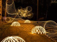 Lichtspielereien - Lightdomes