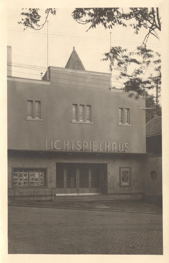 Lichtspielhaus am Bf Horrem 1938