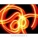 Lichtspuren I