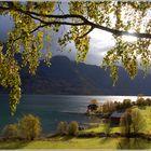 Lichtstimmung am Sognefjord