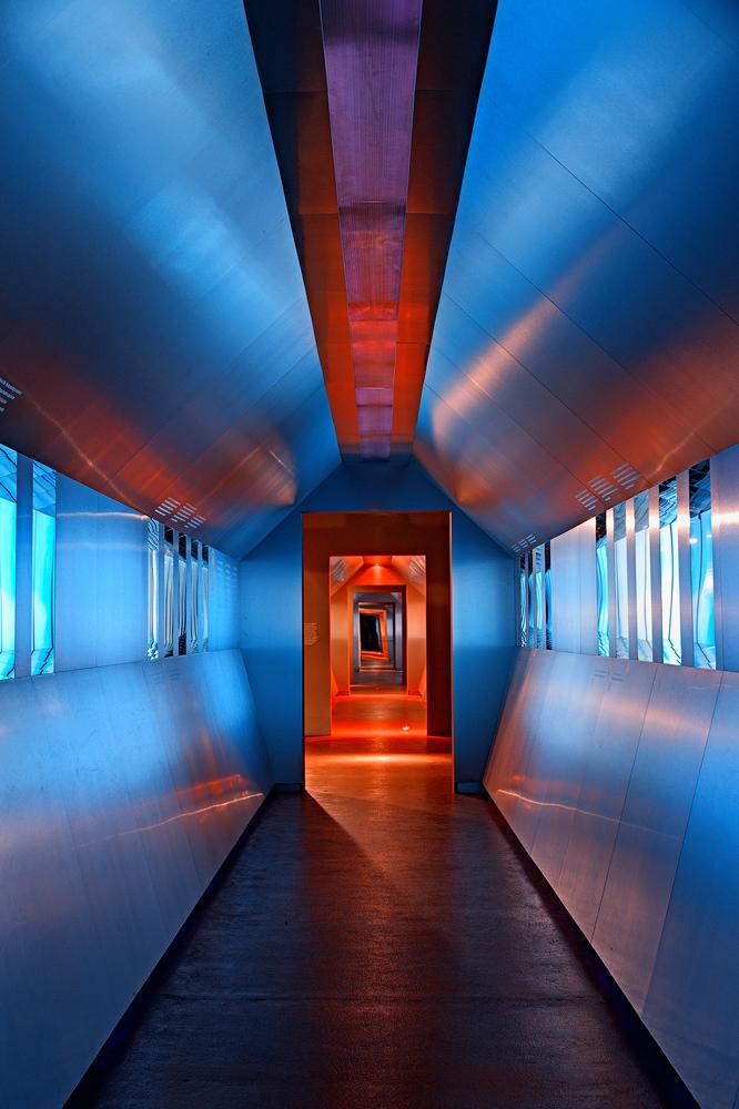 Lichttunnel
