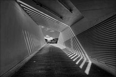 * Lichttunnel**