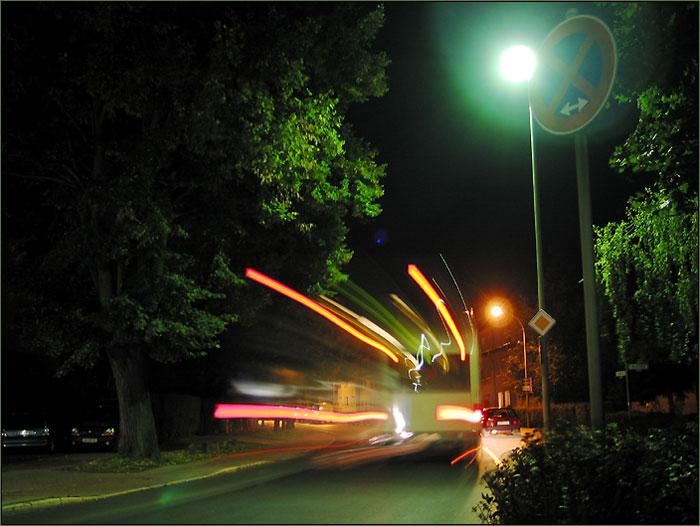 Lichtwechsel oder Wildwechsel