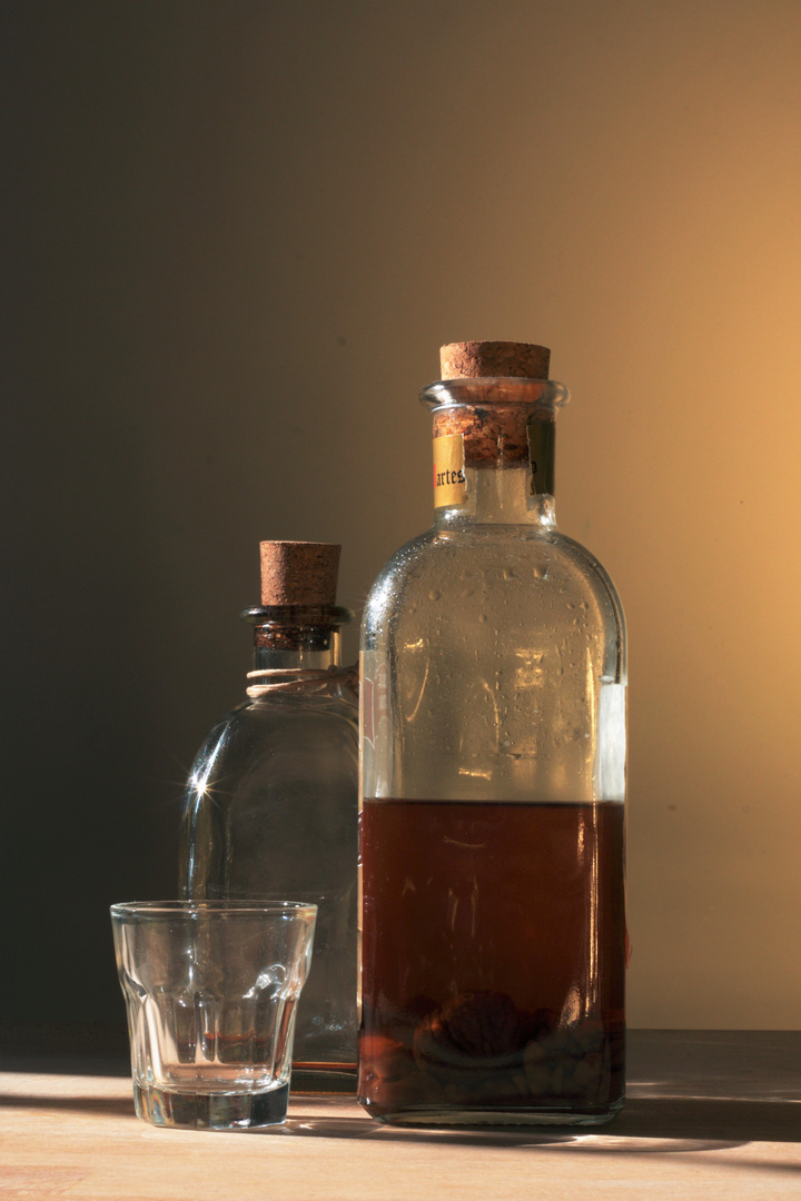 licor de castaña