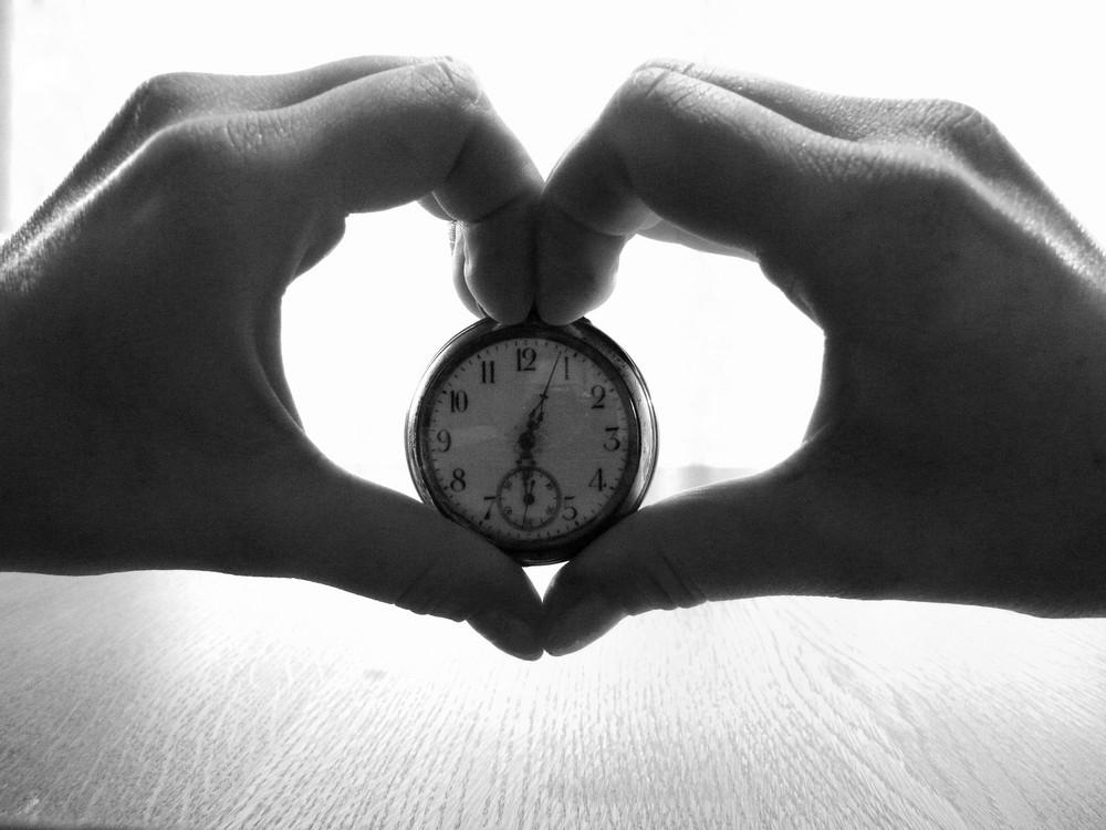 Liebe braucht Zeit