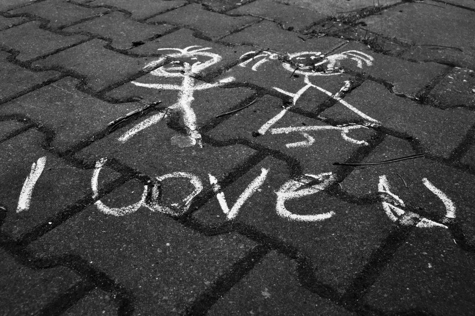 liebe mit zwei unbekannten