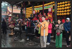 Liebe Grüsse aus Taipei