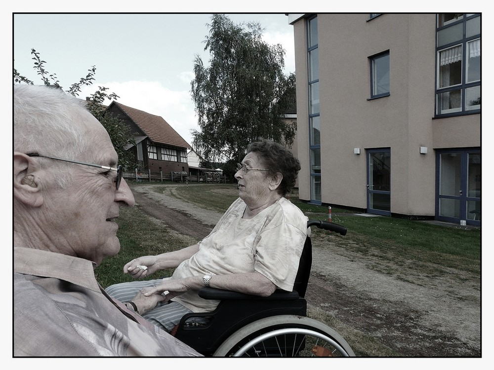 Liebe - im Altersheim