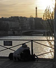 Liebe in Paris