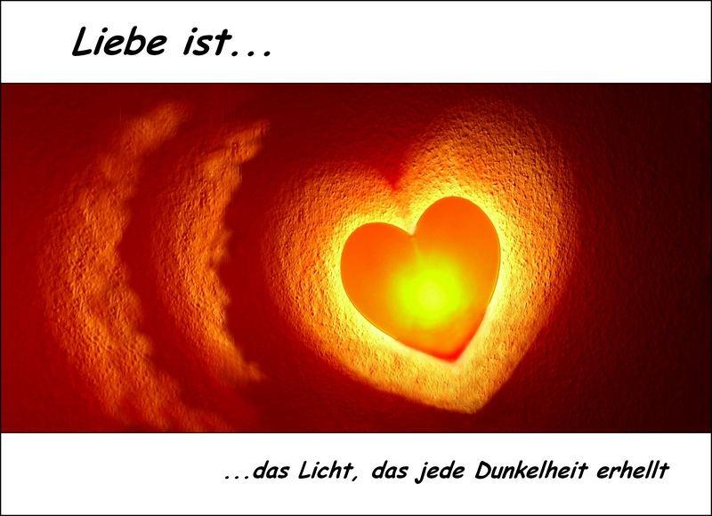 licht der liebe