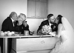 Liebe und Küsse