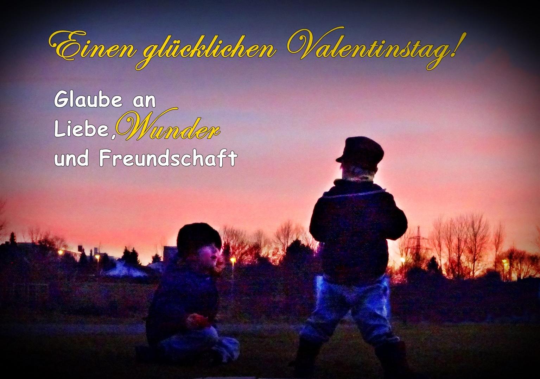 Liebe * Wunder * Freundschaft Foto & Bild   karte, liebe