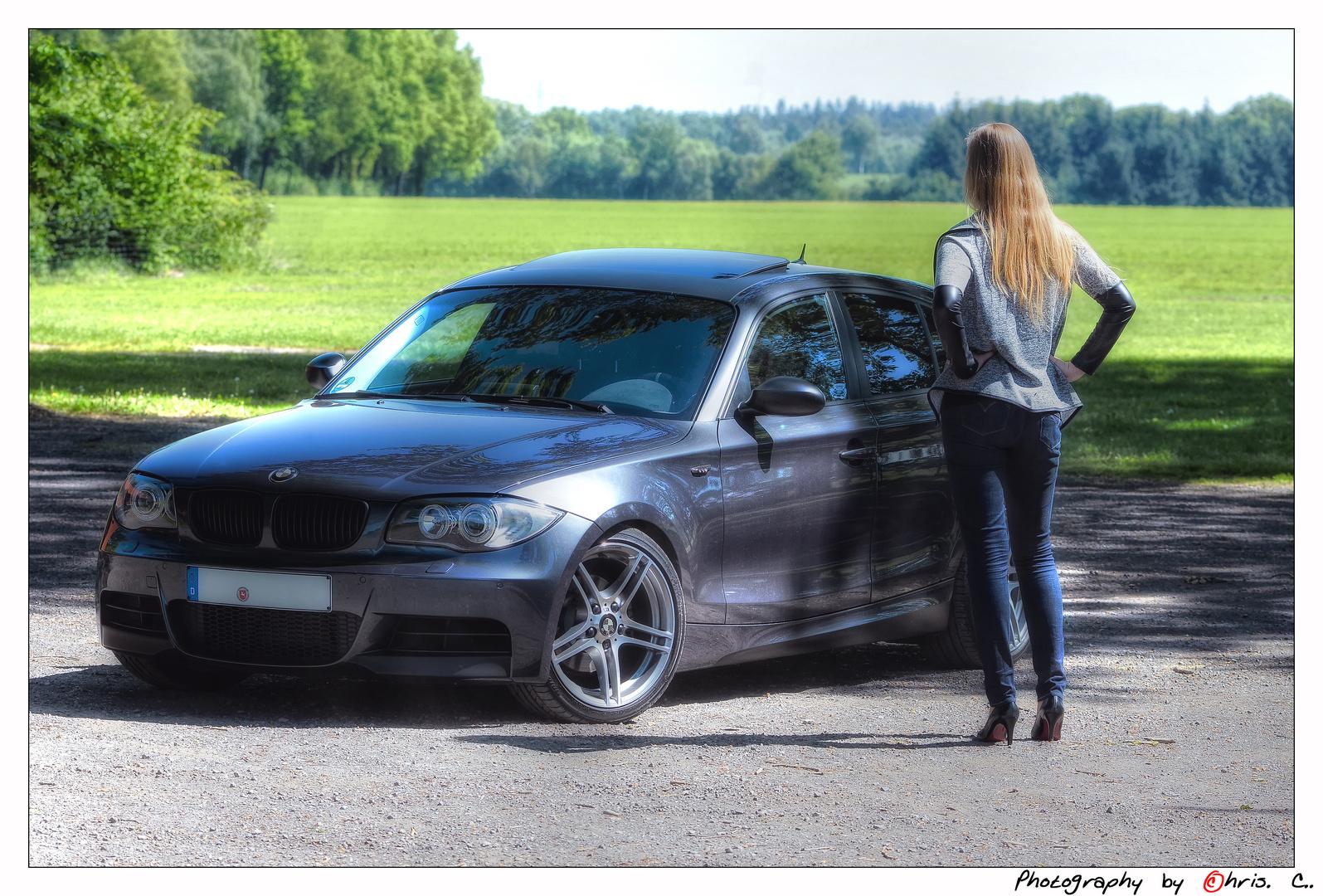 Liebe zum Automobil