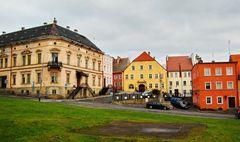 Liebenthal, oberer Markt