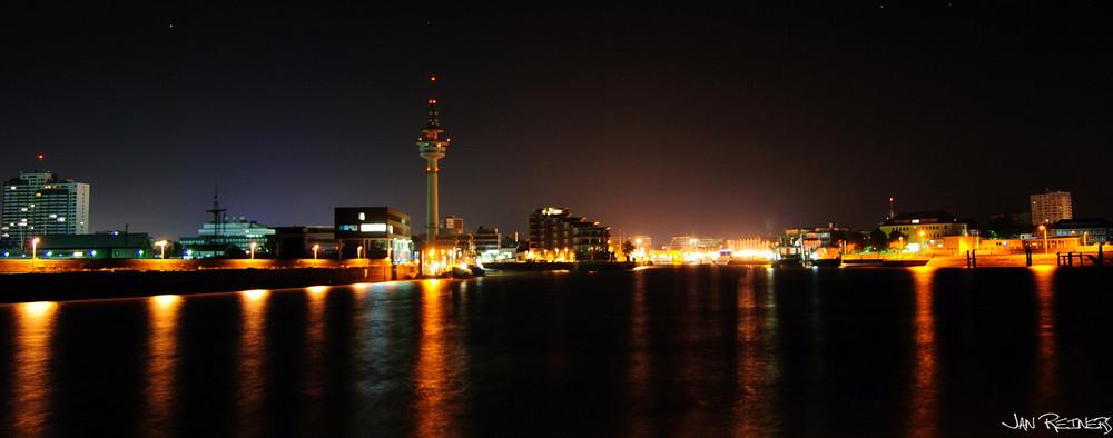 Liebesinsel Bremerhaven