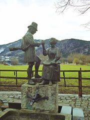 Liebespaarbrunnen