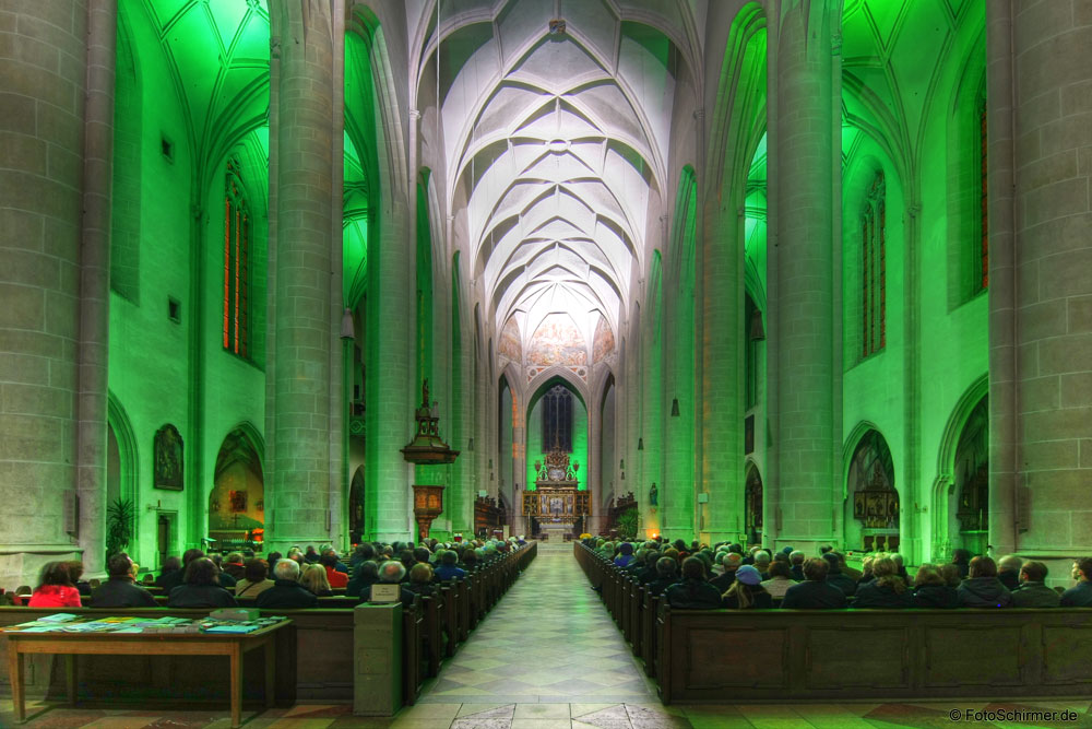 Liebfrauenmünster Ingolstadt - Orgel & Licht XIII