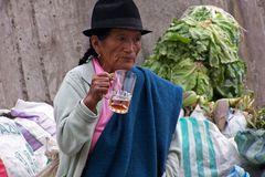 Lieblingsgetränk der einheimischen Indianer