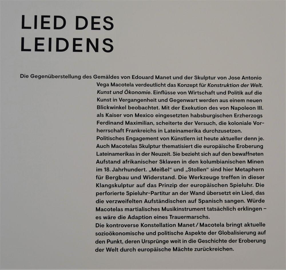 LIED DES LEIDENS