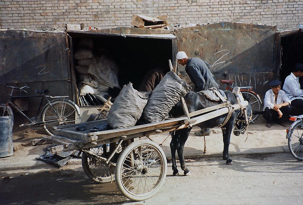 Lieferung frei Haus Kashgar Xinjiang China Foto & Bild