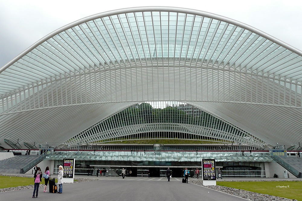Liége - Bahnhof Giullemins