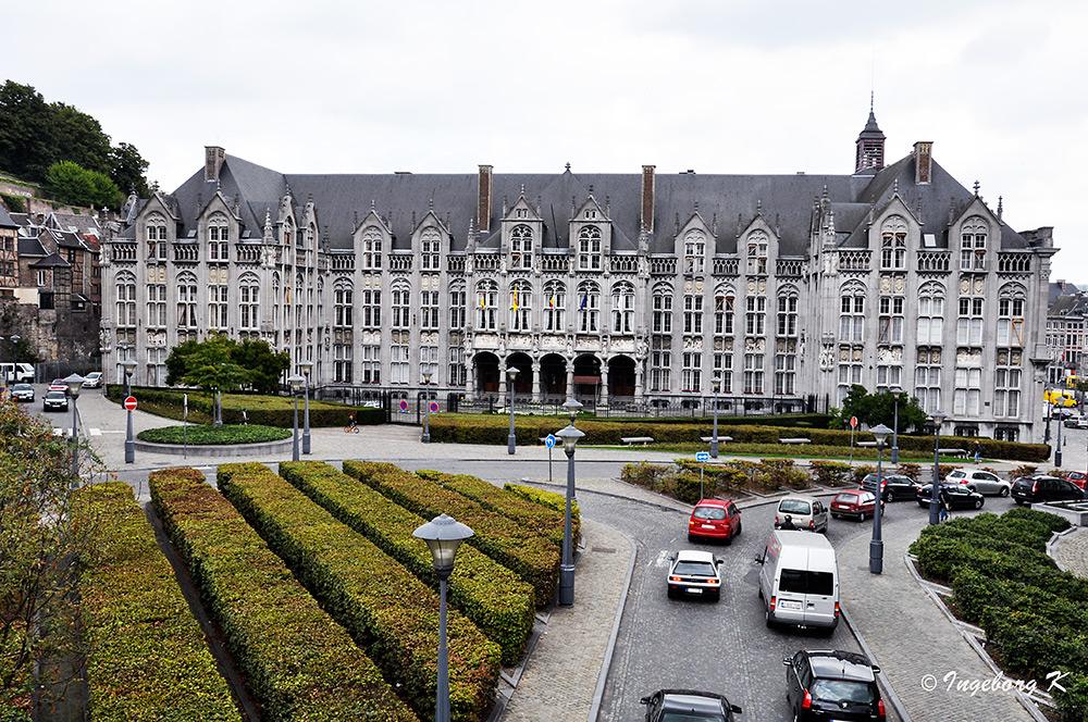 Liége - Fürstbischöflicher Palast - Sitz der Provinzregierung
