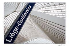 Liège-Guillemins...