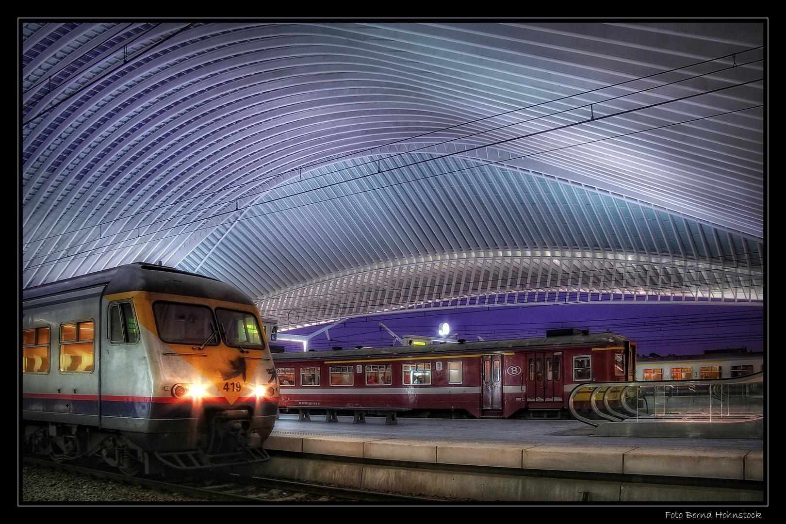 Liège-Guillemins ......