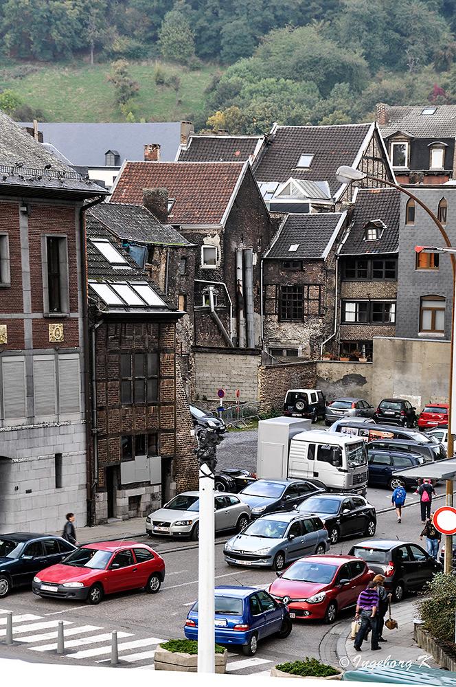 Liége - Häuser - dem Verfall preisgegeben?