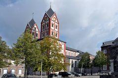 Liége - Kirche St.Barthelemy