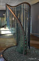 Liége - Kristallerie Val saint Lambert - Glaskunst